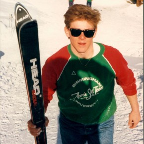 My first ski business (1985-1988)