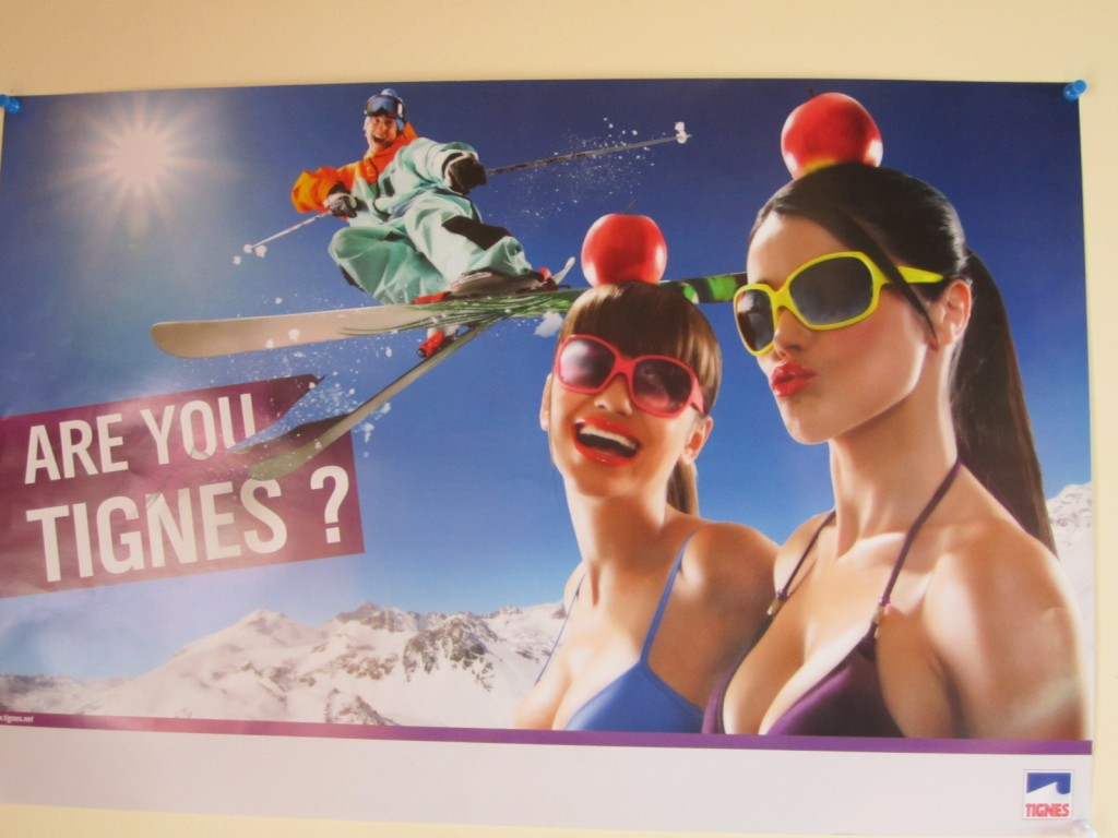 Are you Tignes?
