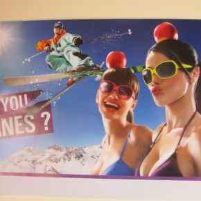 How Tignes became sexy...
