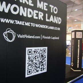 Ideas for using QR codes in the ski industry