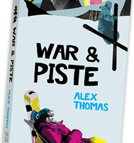 'War and Piste' - the best ski season book so far?