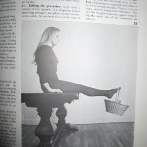 Pre-season fitness 1974-style...
