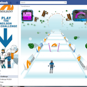 Neilson make it Yeti season with new Facebook game