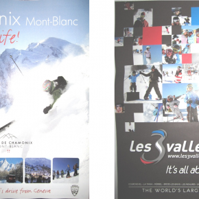 Les 3 Vallees v. Chamonix: What's in a strapline?