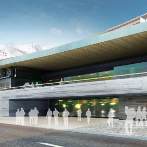 Interview with Tignes about the new Tignespace development [Video]