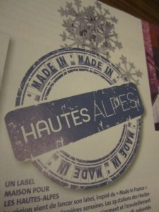 Made in Hautes Alpes