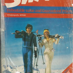 The oldest ski brochure in town?