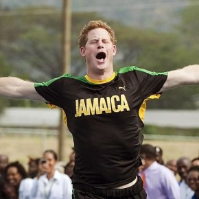 How to win millions of free publicity for your brand: persuade Prince Harry to wear it