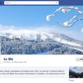 Twelve UK Ski Companies Already Using Facebook Timeline