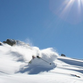Great use of Facebook Timeline Cover Photo by Thredbo Ski Resort