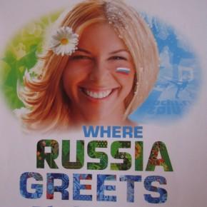 Sochi 2014 'greets the world' in London