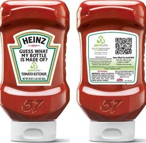 Heinz show that QR codes can work
