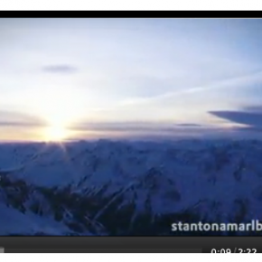 'Life is good' in St Anton with viral video hit