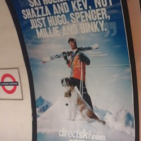 Direct Ski start class war with new ski advertising campaign