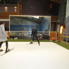 Skiplex expand to Reading and create a ski industry success story