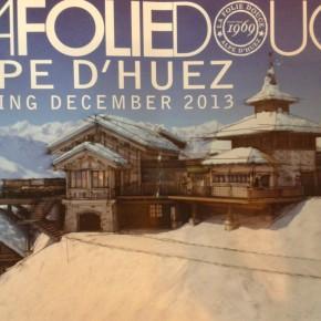 Folie Douce brand expands to Alpe d'Huez