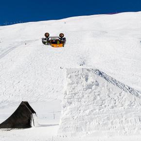 Mini backflip in Tignes beats gap jump and rail slide to go viral