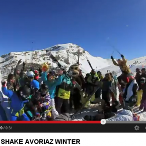 Six versions of the 'Harlem Shake' set in Ski Resorts