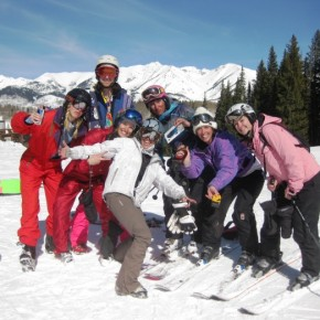 Chairlift Speed Dating Brings Love to Crested Butte