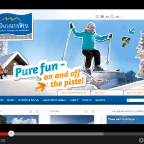 40 Ski Resort Website Designs...in 2 minutes
