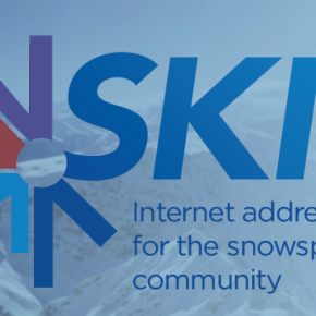 The .ski (dot ski) domain arrives