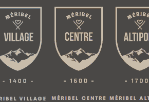 New Branding for Méribel to 'Méribel Vallée'