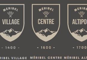 New Branding for Méribel to 'Méribel Vallée'