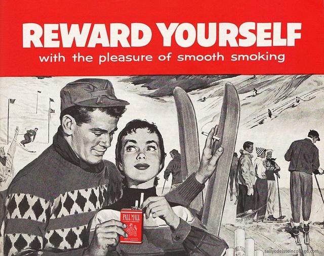 Reward yourself...