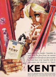 """I'm having a fag!"" - Tobacco Ads and Skiing"