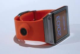 It's a watch, that's smart...