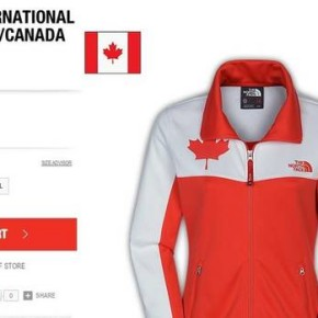 The North Face push Olympic boundaries in Canada