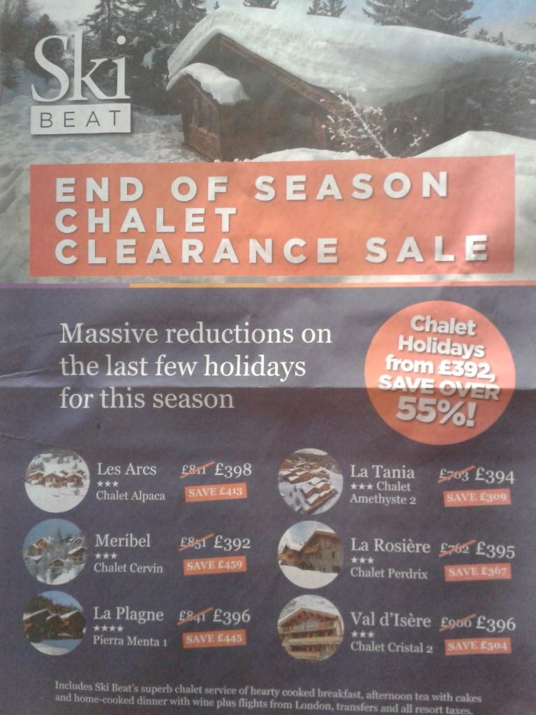 Ski beat ski deals