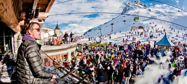 Folie Douce bring more 'sweet madness' to Megeve
