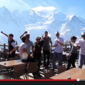 Five Snowsports Videos of 'Happy' by Pharrell Williams