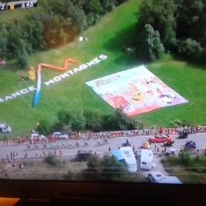 France Montagnes make the most of Le Tour de France