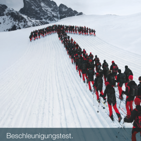 Mammut win by combining humour with passion