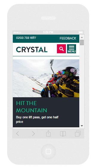 mobile crystal