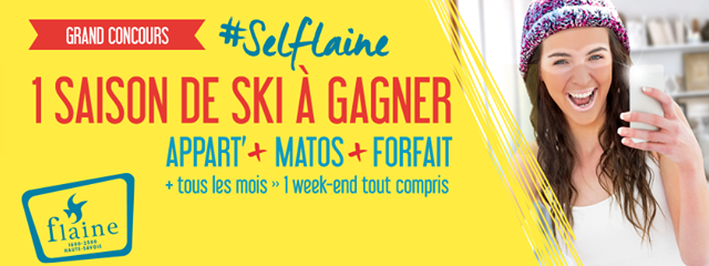 Flaine Impress Again With #Selflaine Campaign