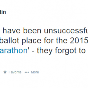 London Marathon Charities Show How To Monitor Twitter