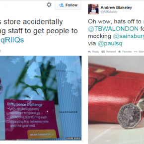 Quick Response Sees Lidl Win After Sainsbury's #Fail