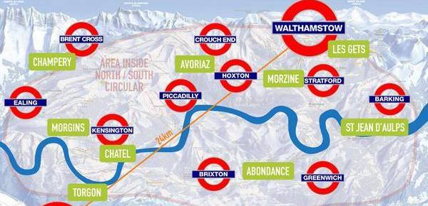Great 'Tube Map' Content Marketing from AliKats