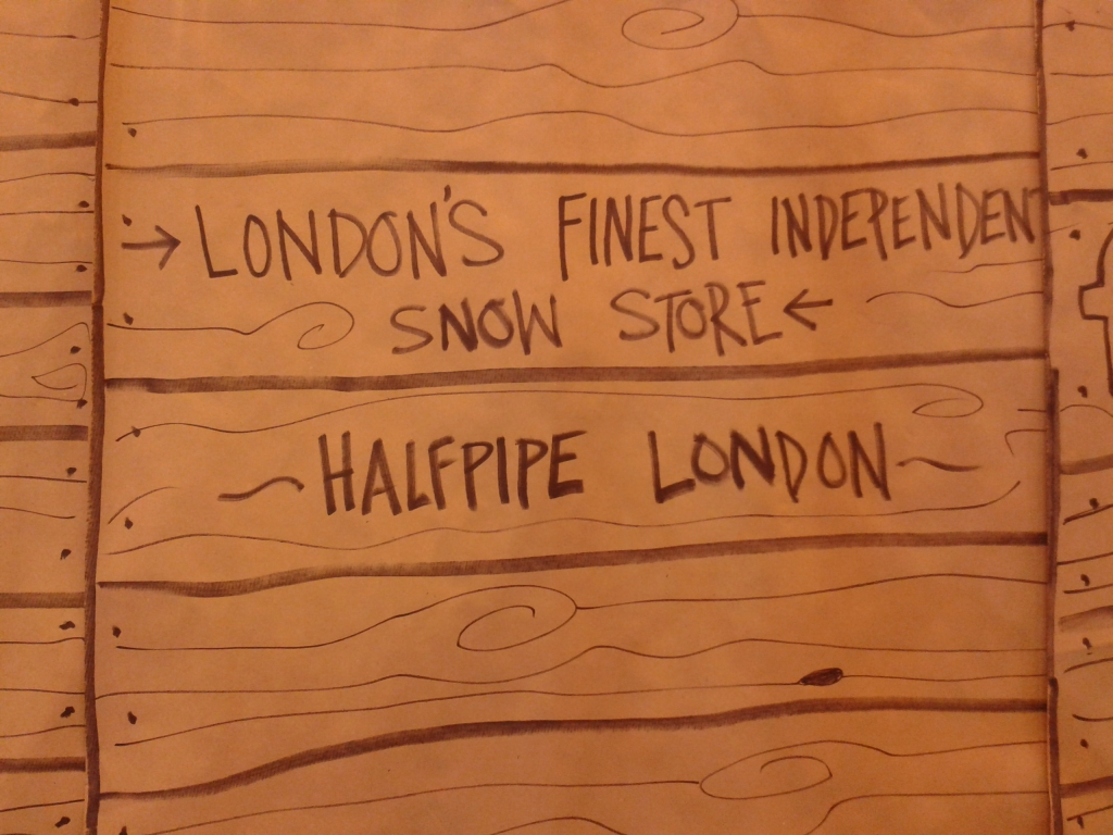halfpipe london