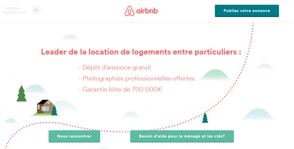 airbnb ski
