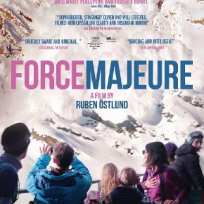 Is 'Force Majeure' - a movie set in Les Arcs - worth watching?