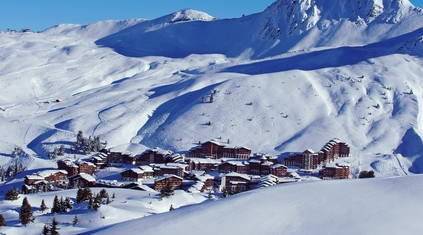 Belle Plagne - helping La Plagne to over 2 million skier days a year