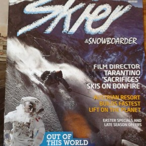 Zermatt article in 'The Skier & Snowboarder' magazine