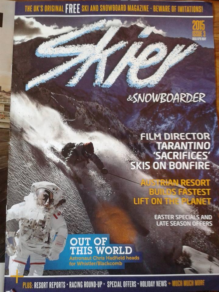 Skier & Snowboarder Magazine