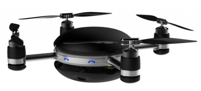 Lily drone camera takes selfie technology to new level