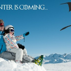 Winter is coming...
