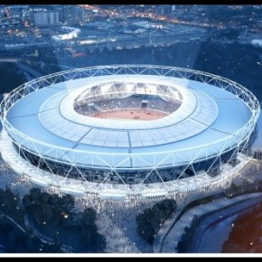 Freeze Big Air Brings Snowboarding to London Olympic Stadium
